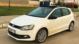 VW POLO BlueGT 1.4 ACT 150 HP TEST