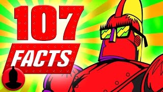 107 Channel Frederator Facts YOU Should Know! (ToonedUp #53) @ChannelFred