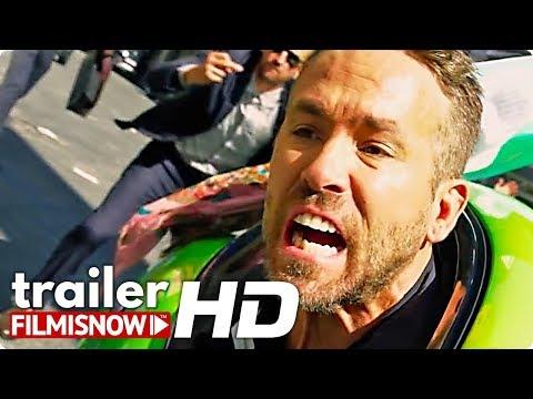 "6 UNDERGROUND Trailer ""Visit Italy"" (2019) Ryan Reynolds, Michael Bay Movie"