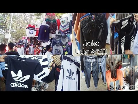 Fashion street mumbai | best market to buy dresses in cheap price | street fashion  |street style