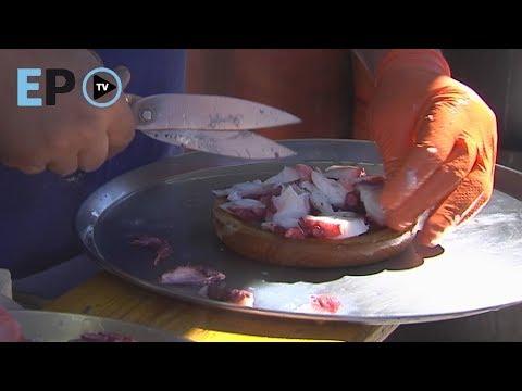 Este San Froilán, ¡dieta a base de pulpo!