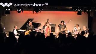 江古田Buddyで行われた2013年2/26 早坂紗知バースデイコンサート。27回...