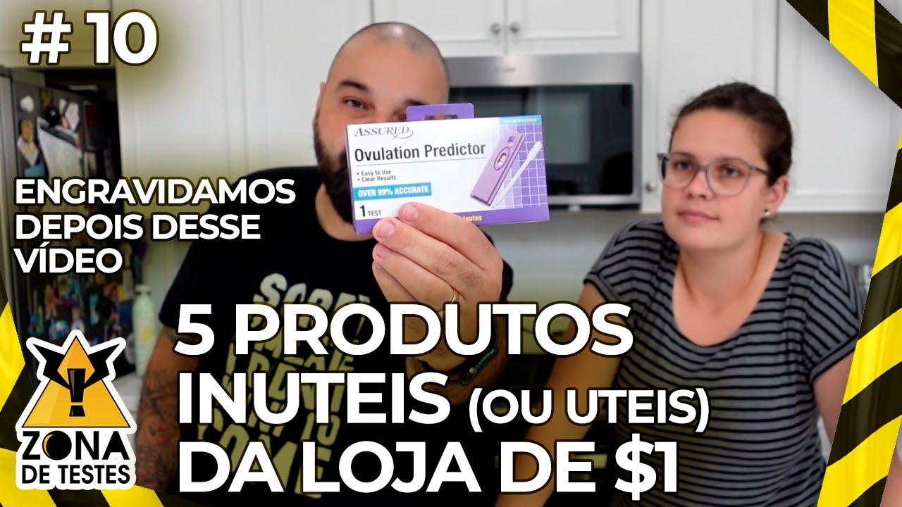 5 PRODUTOS INUTEIS (ou uteis) DA AMAZON? NÃO, DA LOJA DE $1 #10
