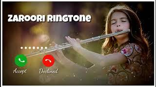 Zaroori Tha - Flute Ringtone Music - Ringtone Download Link In Description 👇