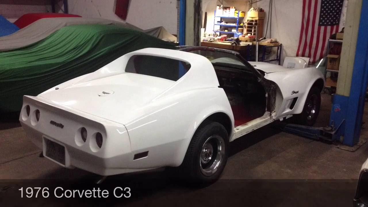 Corvette C3 Birdcage Rust Repair Part 3