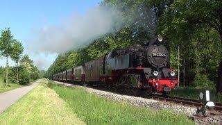 """Die Mecklenburgische Bäderbahn """"Molli"""" - Dampfzug-Nostalgie bei der Ostsee-Schmalspurbahn"""