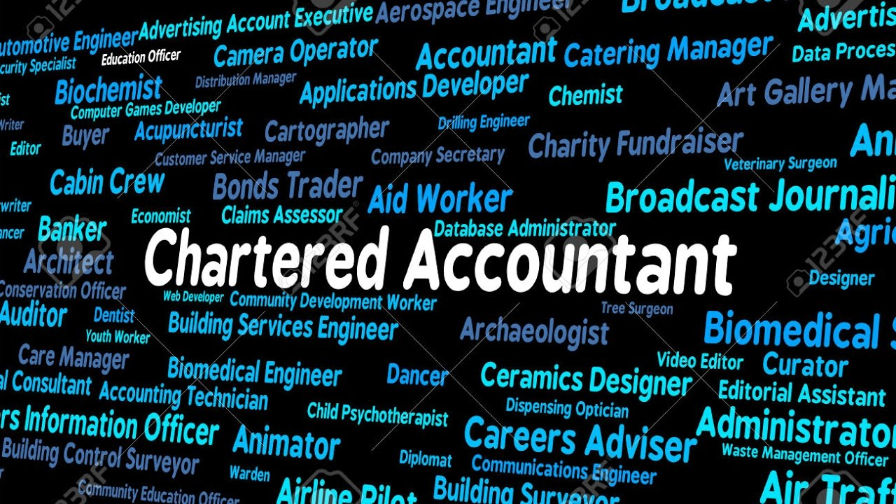 Essay on why i want to become a chartered accountant