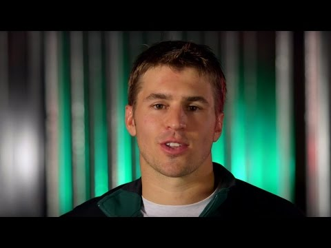 Zach Parise: 'Hockey In This State Is More Than A Game'