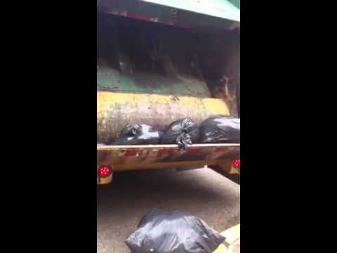 Packing Garbage truck 15