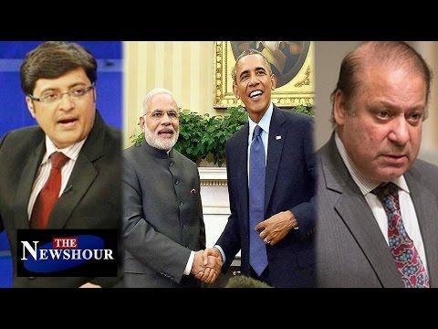 India & America Team Up Against Pakistan: The Newshour Debate (8th Aug 2016)