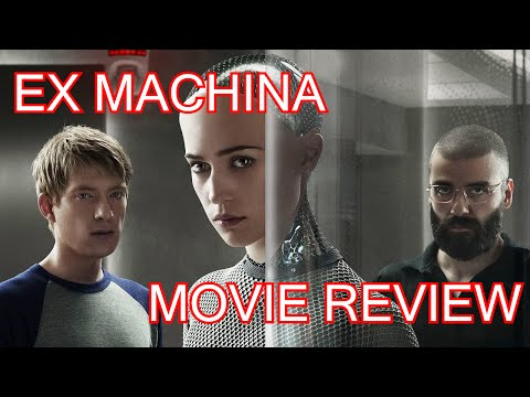 Ex Machina – Movie Review