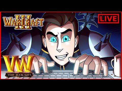 🔴 Warcraft 3 Custom Maps | Warcraft Tournaments are LIVE!