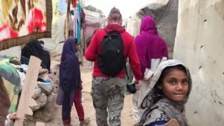 В пакистанских трущобах