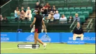 Monica Niculescu Best Points 2015 ~~Tennis HD~~