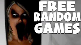 DON'T LET THE SCARIEST MOM EVER CATCH YOU LOOKING AT WHAT?! | Free Random Games