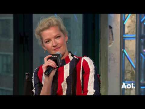 Gretchen Mol Discusses Her Projects,
