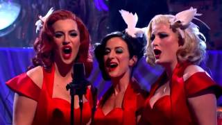 Michael Bublé ft  Puppini Sisters - Jingle Bells