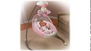 Fisher Price My Little Lamb/sweetie Baby Cradle & Swing | Y5708 | P0098 | W9510