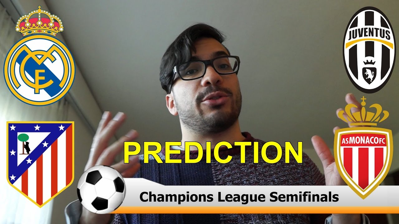 Uefa Champions League Semi Final Draw & Europa League 2017 | Predictions  and Preview