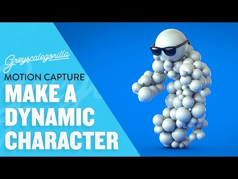 Cinema 4D Tutorial - Build An Animated Dynamic Character In Cinema 4D