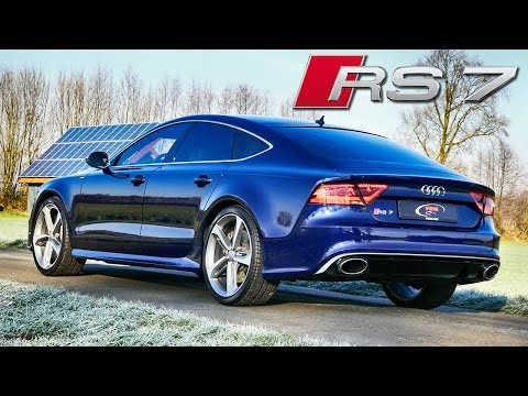 Audi RS7 4.0 TFSI LOOKS DRIVE & SOUND by AutoTopNL