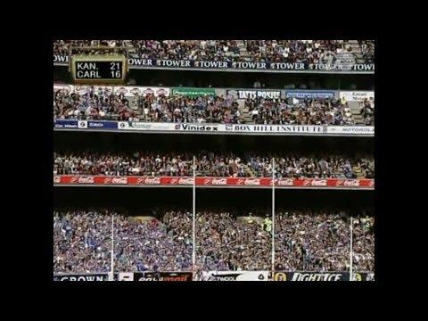 AFL 1999 Grand Final North Melbourne Vs Carlton
