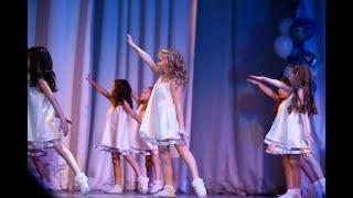 """Нежный красивый танец """"Звездная ночка"""", колыбельная. Дети 5-7 лет BabyDance г.Уфа, филиал Блюхера"""