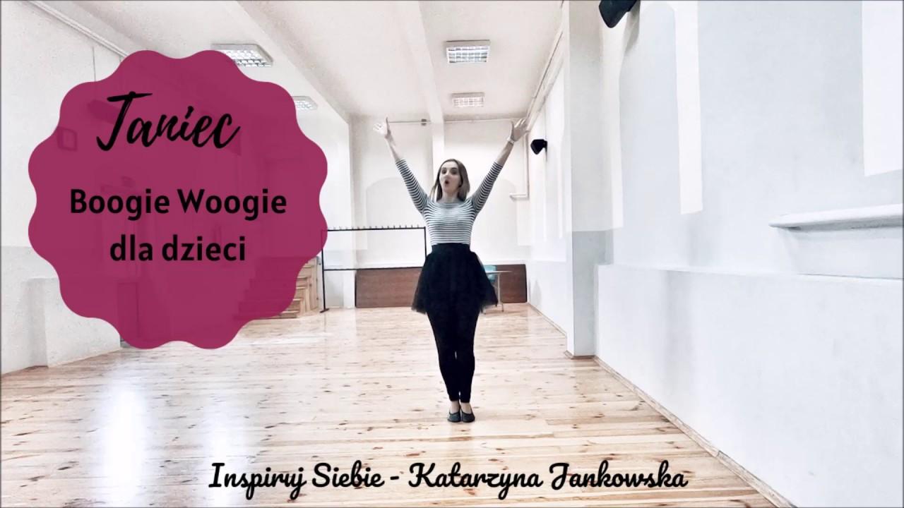 Boogie Woogie  - taniec dla dzieci