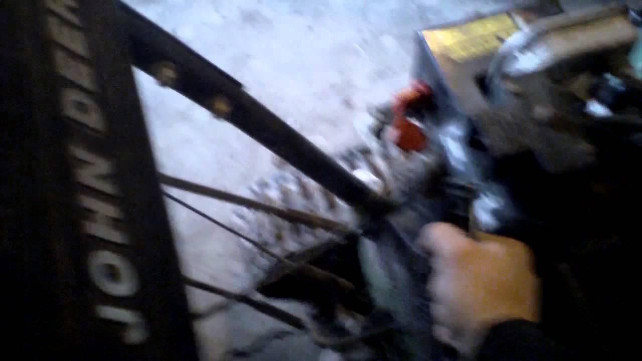 John Deere Snowblower Carb Adjustment Youtube Carburetor Diagram