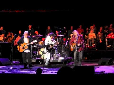 Neil Young and Crazy Horse - Ramada Inn - Bridge School Benefit - 20 October 2012