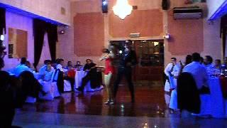 """Guille Invernizzi & Andrea Frias. Coreografia Salsa """"Cuando te vea"""".-"""