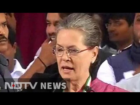 In AgustaWestland scam, BJP to name Sonia Gandhi in Parliament