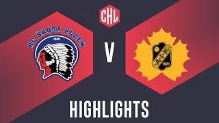 Highlights: HC Pilsen vs. Skellefteå AIK