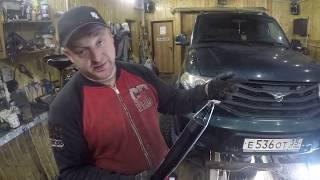 Замена штатных передних амортизаторов УАЗ на импортные KYB (Каяба).