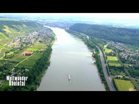 Das Rheintal um Andernach
