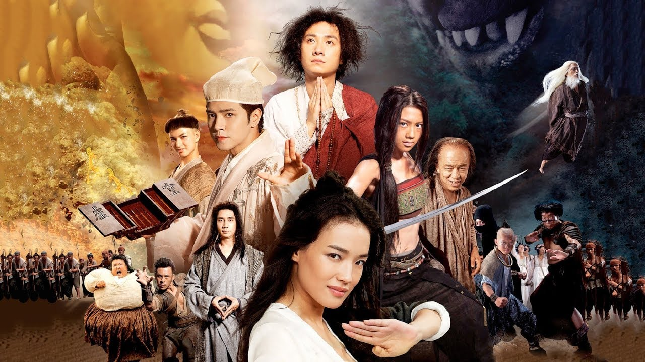 Download Journey To The West HD action chinese hollywood movie in Hindi Dubbed