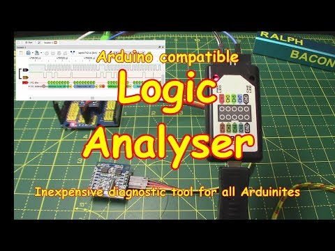 #99 Logic Analyzer for I2C, SPI and many more protocols