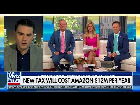 "Ben Shapiro RIPS Seattle's ""Head Tax"""