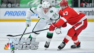 Detroit Red Wings Vs. Dallas Stars | EXTENDED HIGHLIGHTS | 4/19/21 | NBC Sports