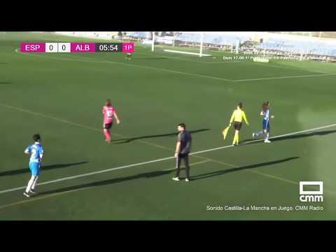 Fútbol. Liga Iberdrola. RCD Espanyol - Fundación Albacete