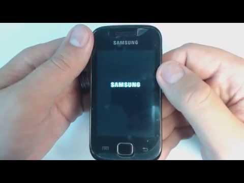 Samsung Galaxy Gio S5660 factory reset