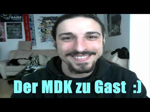 Der MDK Zu Besuch :)