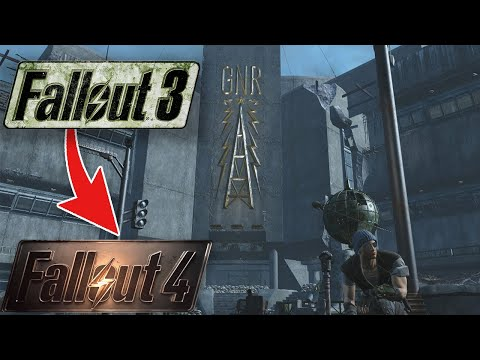 Bethesda Just Added Part Of Fallout 3 Into Fallout 4 - Is It Any Good?