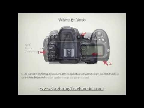Nikon D300s Settings