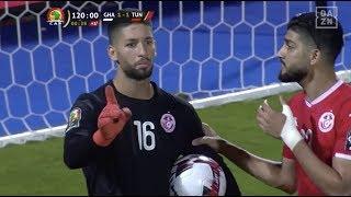 Kepa gefällt das: Tunesiens Torwart will sich nicht auswechseln lassen! | DAZN