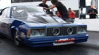 3500+hp Twin Turbo MALIBU -190mph in 4.20 sec!!!