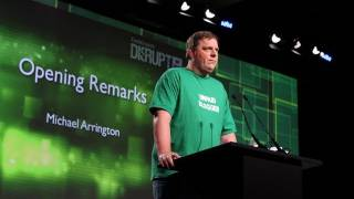 Michael Arrington Leaves TechCrunch