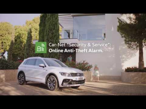 """Volkswagen Car-Net """"Security & Service"""""""