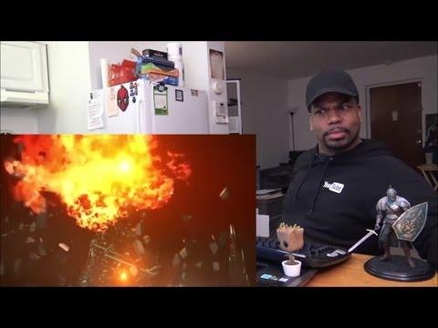 BATMAN BEYOND vs SPIDER-MAN 2099 - Super Power Beat Down - REACTION!!!