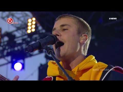 UNews: Justin Bieber era s-o pateasca @Utv 2017